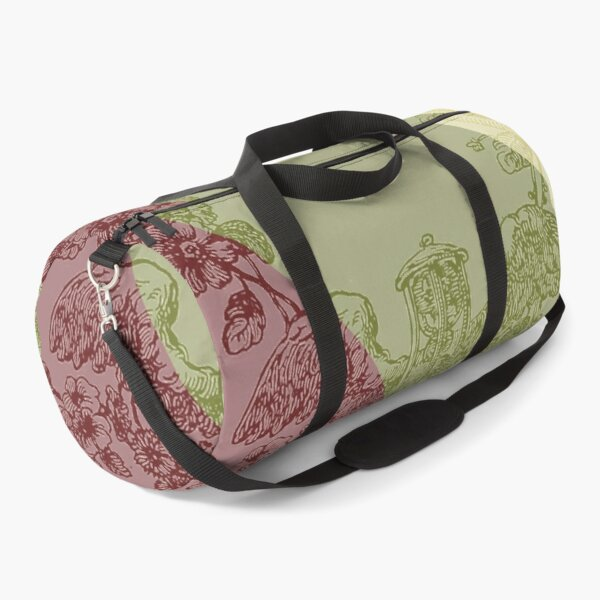 Time and death Duffle Bag