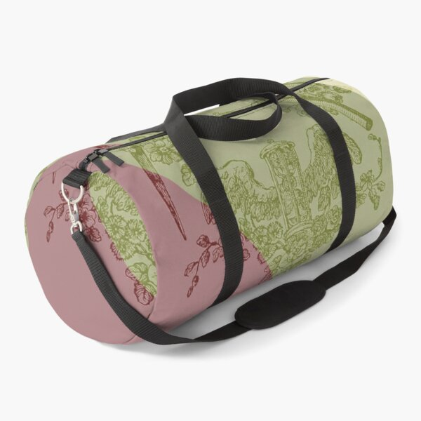 Time and death 2 Duffle Bag