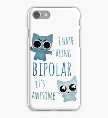 bipolar /Agat/ iPhone Case/Skin