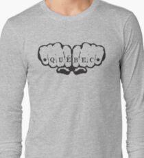 Quebec! Long Sleeve T-Shirt