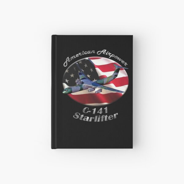 C-141 Starlifter American Airpower Hardcover Journal
