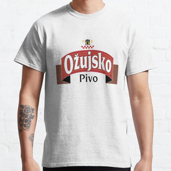 Ozujsko Pivo - Croatia Classic T-Shirt