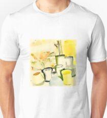 Water Beakers Unisex T-Shirt