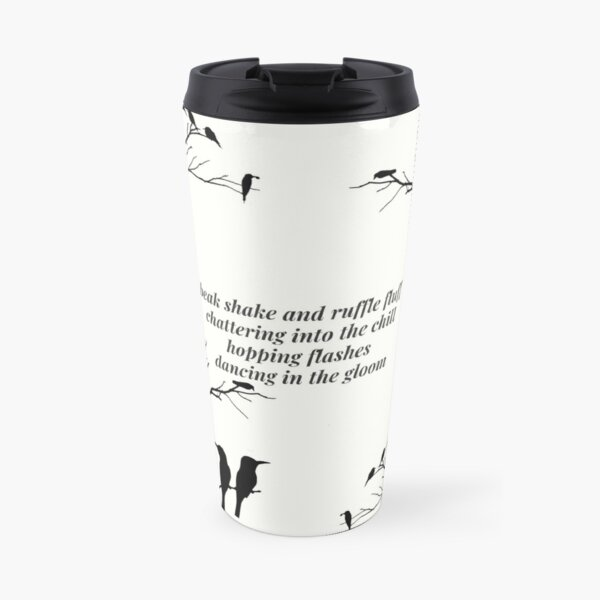 Ruffle Fluff Travel Mug
