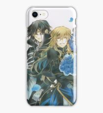Pandora Hearts - Gil & Vince iPhone Case/Skin