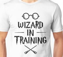 Wizard in training HP Unisex T-Shirt