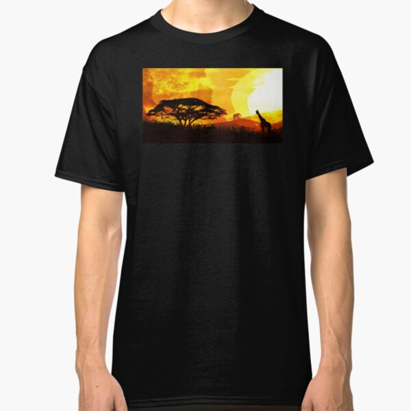 Into Red Depths Classic T-Shirt