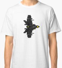 Derelict Raven Classic T-Shirt