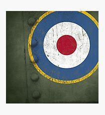 RAF - Pillow Photographic Print