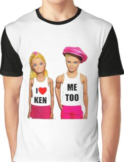 I Love Ken! (Me Too) Graphic T-Shirt