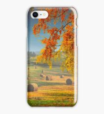 Pasture Meadow iPhone Case/Skin