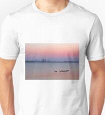 Swan River Perth Western Australia  Unisex T-Shirt