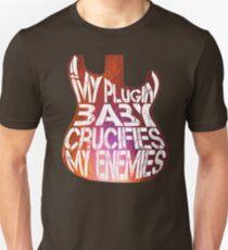Muse Plugin Baby - big guitar Unisex T-Shirt