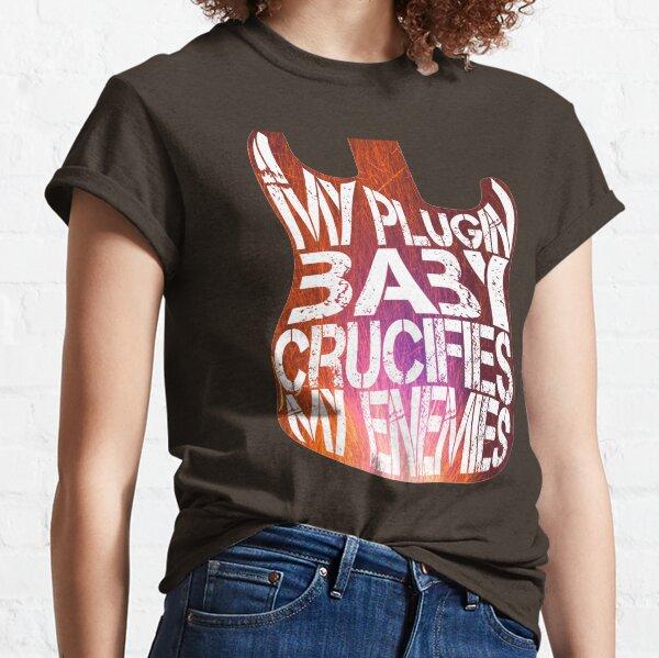 Muse Plugin Baby - big guitar T-shirt classique
