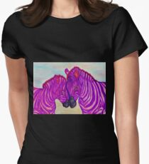 Zazzle Womens Fitted T-Shirt