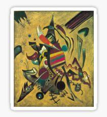 Kandinsky - Points  Sticker