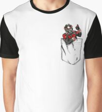Ant Man in Pocket Graphic T-Shirt