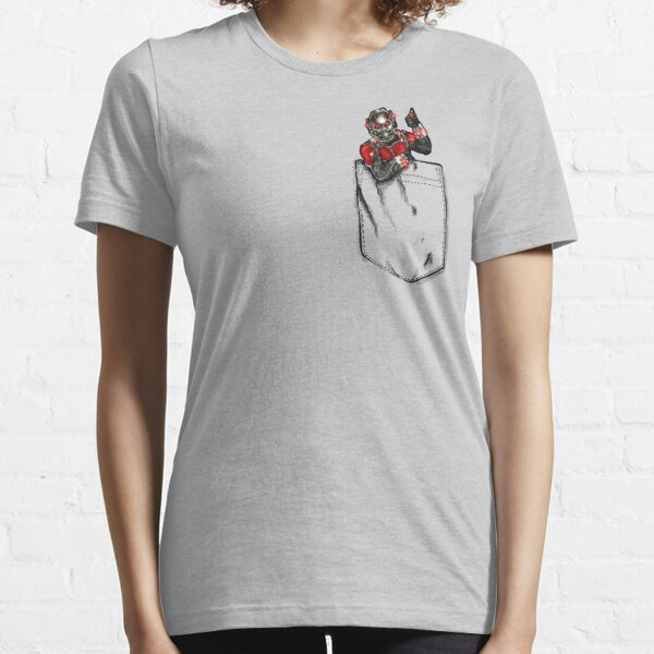 Ant Man in Pocket Essential T-Shirt