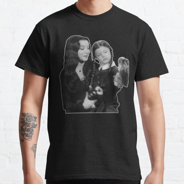 Wednesday Addams Gomez Addams Gift Shirt Mother Father Day In A World Full Of Kardashians Be A Morticia The Addams Family Uncle Fester