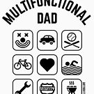 Multifunctional Dad (9 Icons) by MrFaulbaum