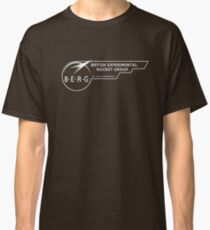 British Experimental Rocket Group : Inspired by Quatermass and The Pit Classic T-Shirt