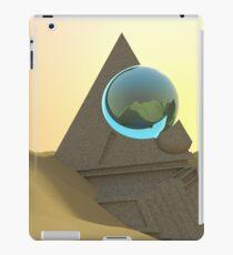 Science Fiction Desert Scene iPad Case/Skin