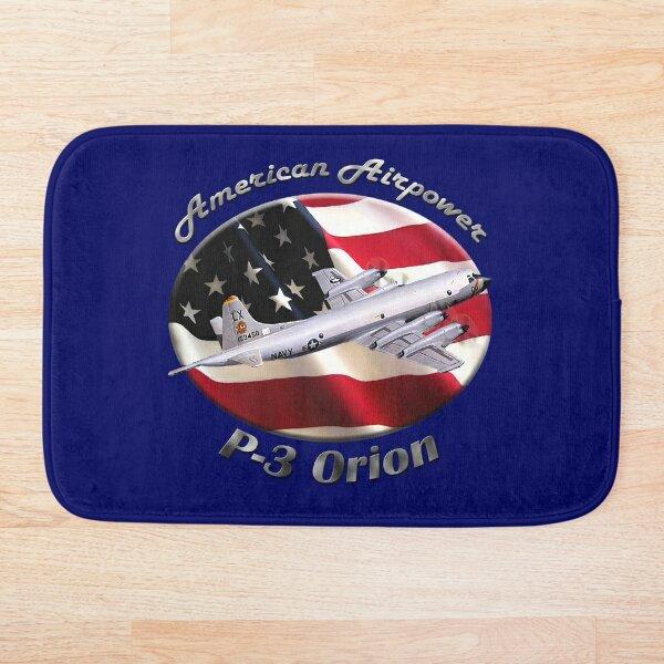 P-3 Orion American Airpower Bath Mat