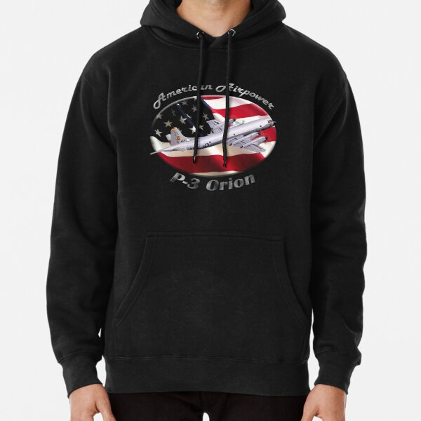 P-3 Orion American Airpower Pullover Hoodie