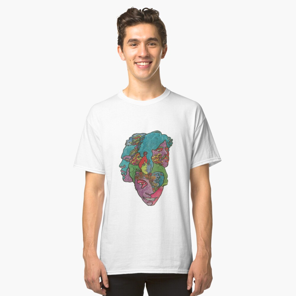 Love - Forever changes Classic T-Shirt Front