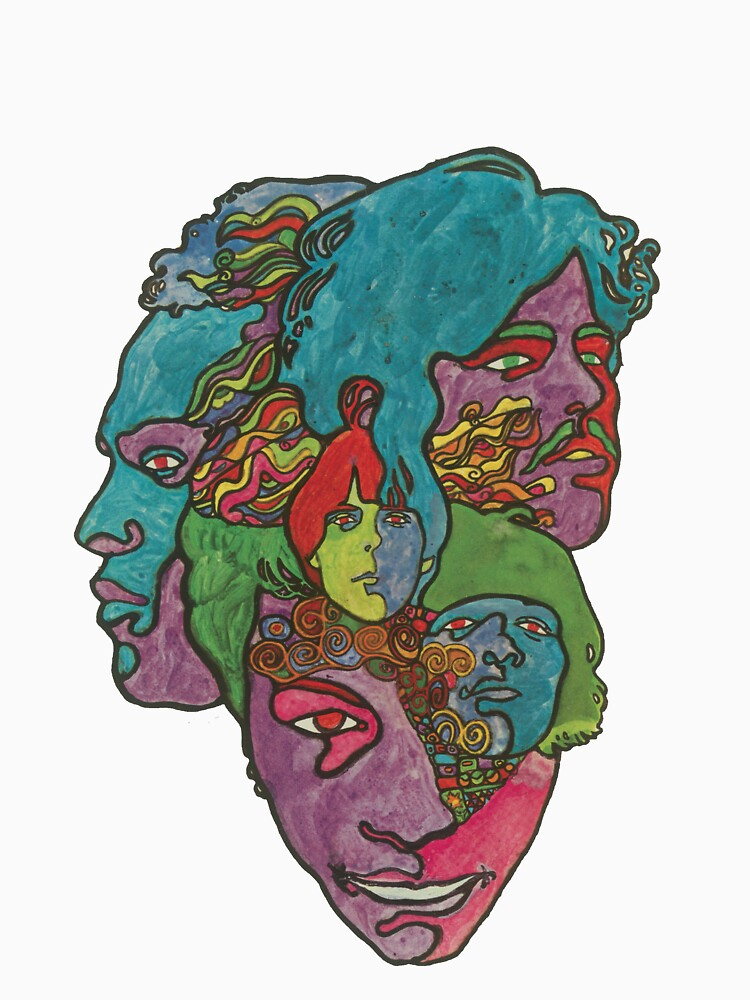 TShirtGifter presents: Love - Forever changes | Unisex T-Shirt
