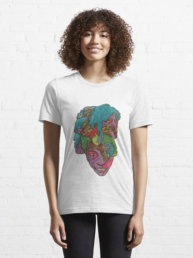 Alternate view of Love - Forever changes Essential T-Shirt
