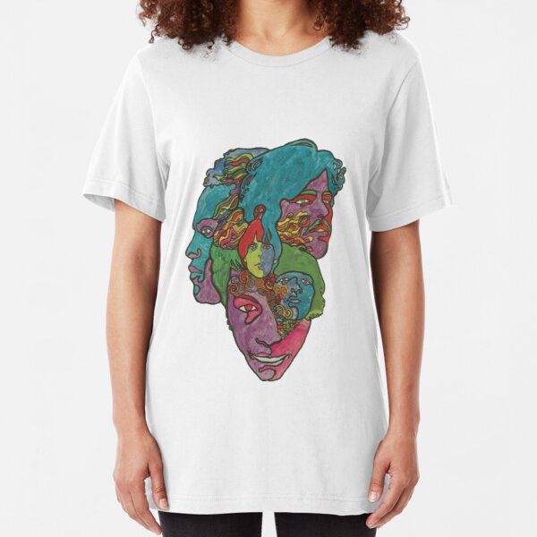 Love - Forever changes Slim Fit T-Shirt