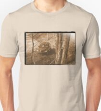 """""""Along Time Warp Road""""... prints and products Unisex T-Shirt"""