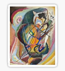 Kandinsky -  Improvisation Sticker