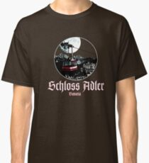 Schloss Adler : Inspired by Where Eagles Dare Classic T-Shirt