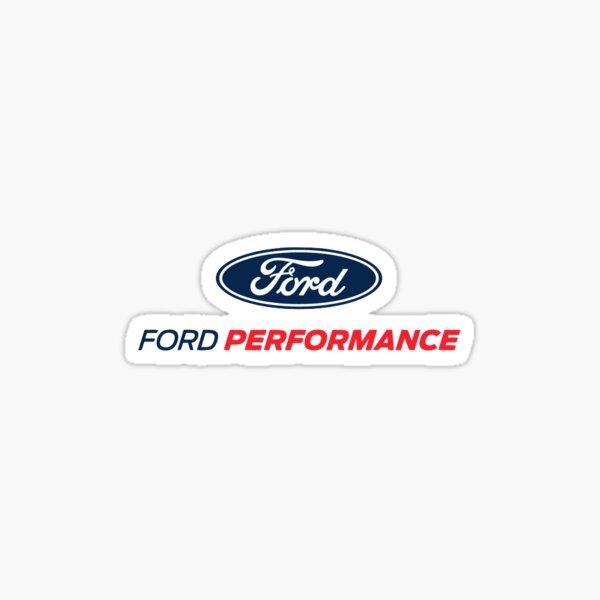 Logotipo de Ford Performance Pegatina