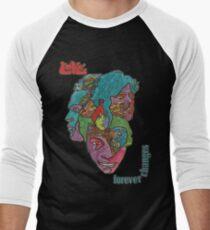 Love - Forever Changes + Logo Men's Baseball ¾ T-Shirt