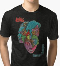 Love - Forever Changes + Logo Tri-blend T-Shirt
