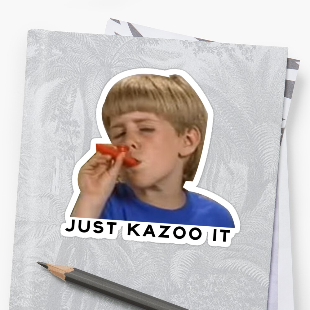 Just Kazoo It!  by TopDesigner