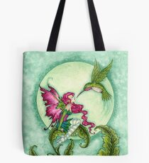 Flirting Tote Bag