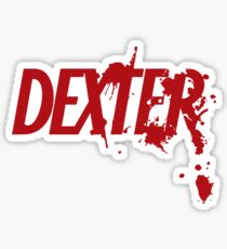 Dexter Sticker