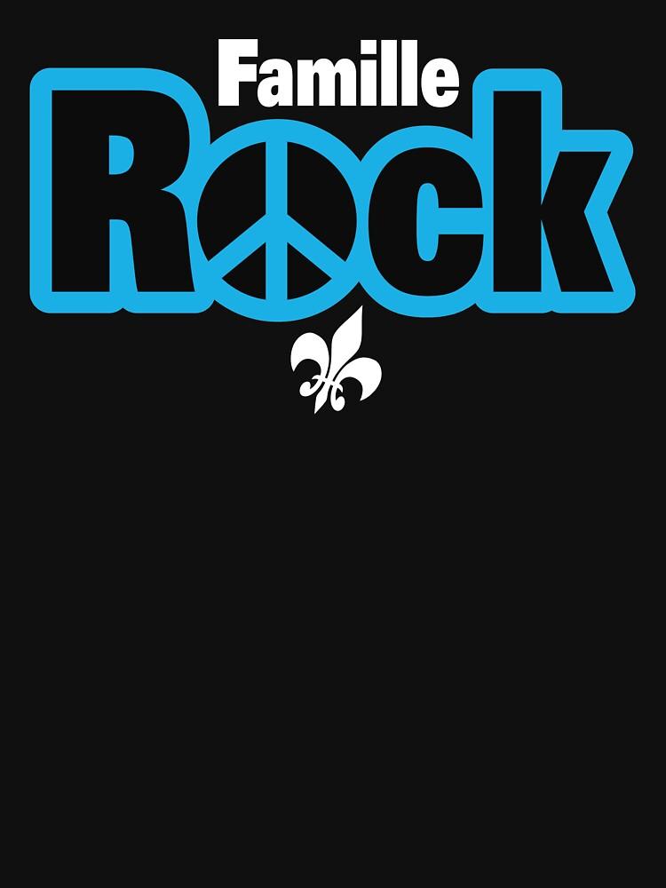 «Famille Rock Logo Boutique» par Ggiguere9