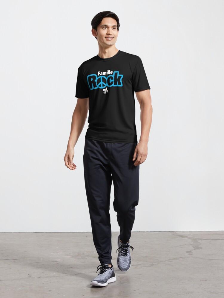 T-shirt respirant ''Famille Rock Logo Boutique': autre vue