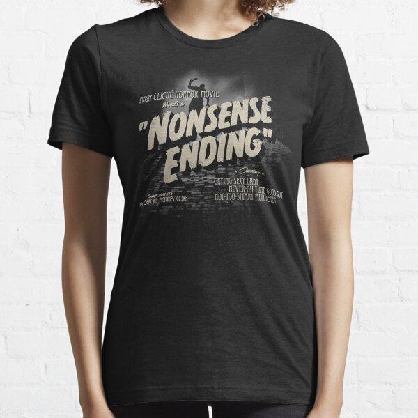 Nonsense Ending Essential T-Shirt