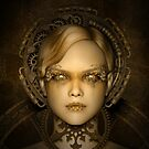 Steampunk female machine von Britta Glodde