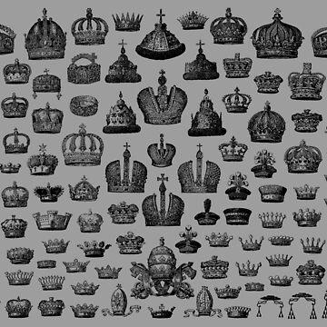 100 Black Crowns by joburgfreddy
