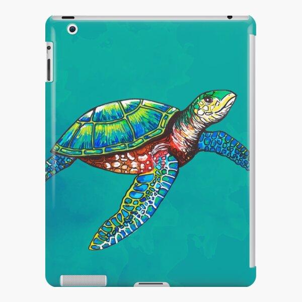 I Love Sea Turtles iPad Snap Case