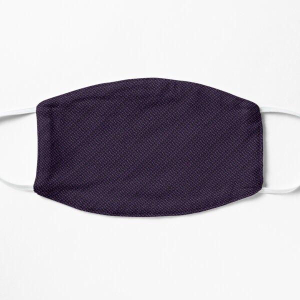 Scrumptious Eggplant Diagonal Flat Mask