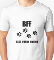 Best Furry Friend Unisex T-Shirt