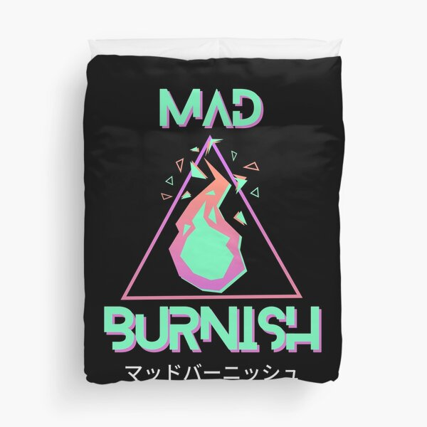 Mad Burnish/Prōmare Flame Fire/Galo Thymos/Lio Fotia/Japanese Anime/Cosplay Gift Duvet Cover